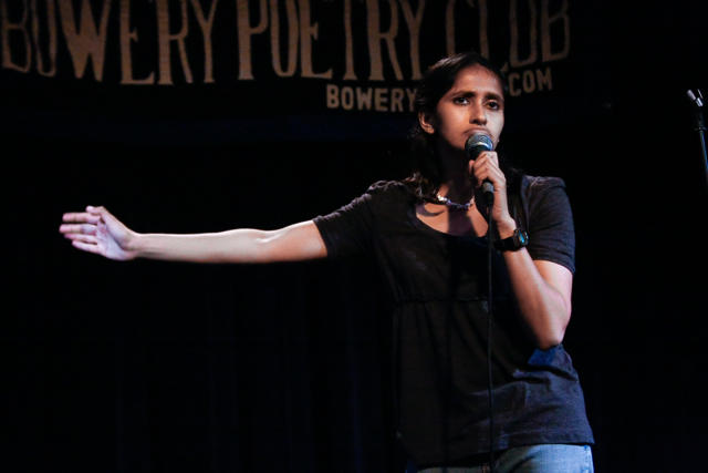 Aparna Nancherla (performing at 'Something Awesome')