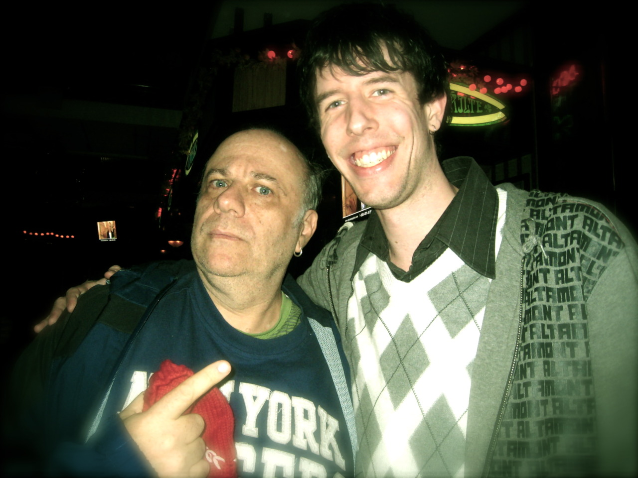 "Eddie Pepitone ""The Bitter Buddha"" and Me"