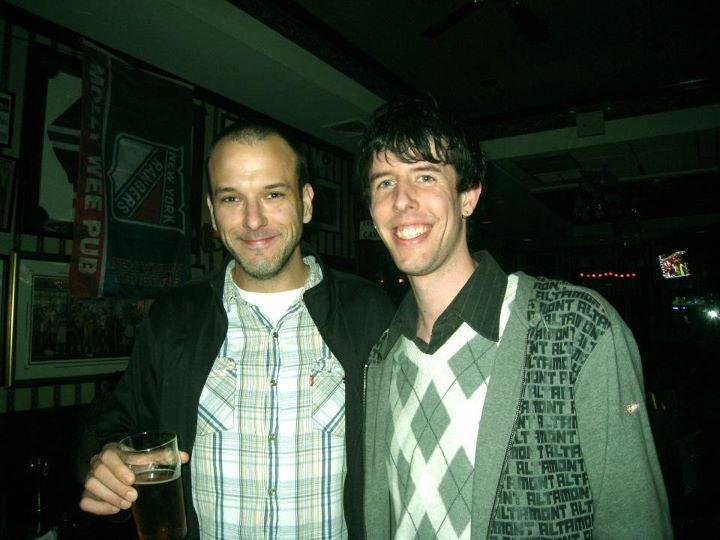 Jesse Popp and Me