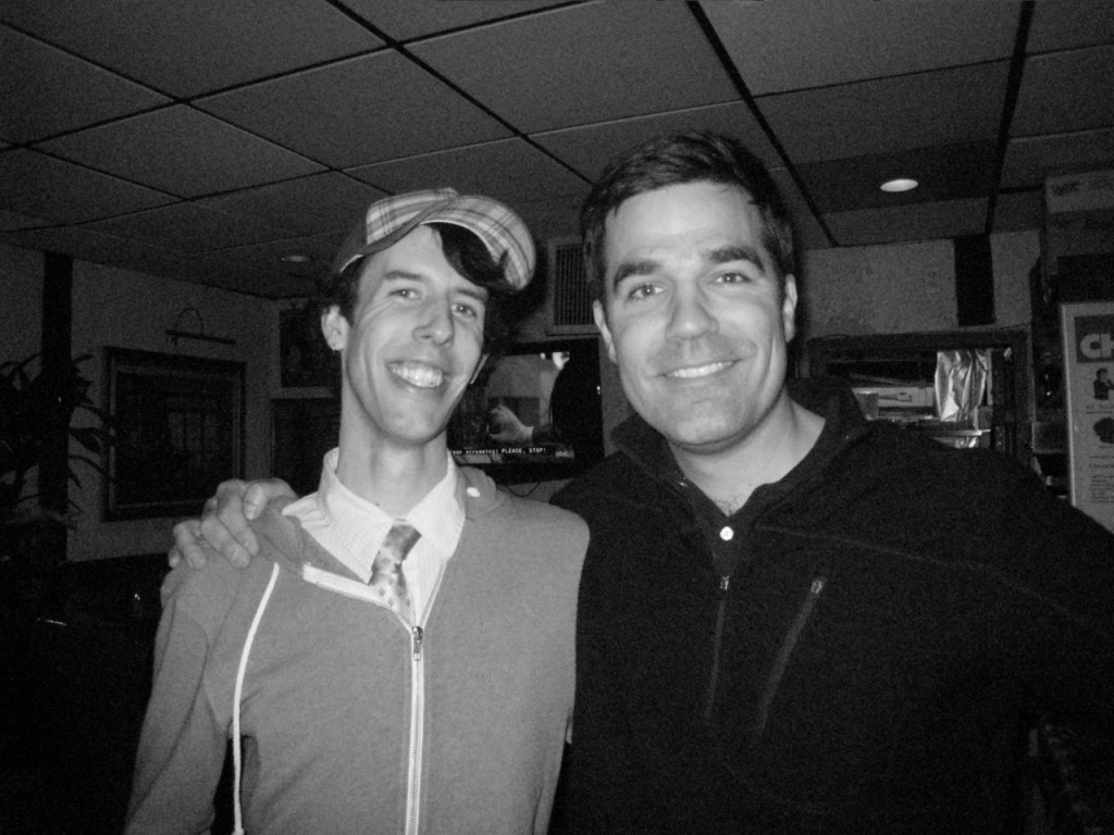 Rob Delaney and Me