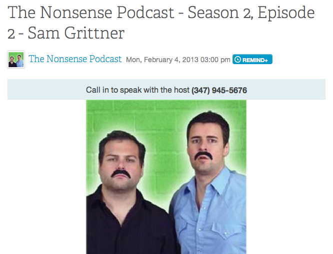 The Nonsense Podcast